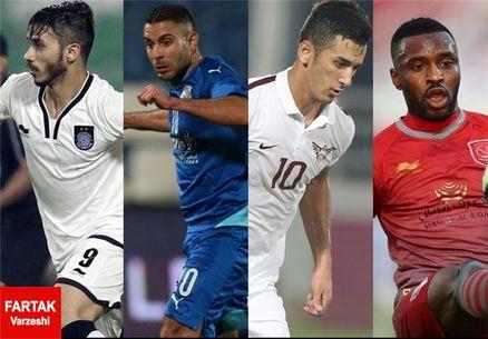 جای خالی ایرانیها در میان بهترینهای لیگ قطر +عکس