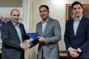 سرپرست کمیته جوانان فدراسیون فوتبال مشخص ظد
