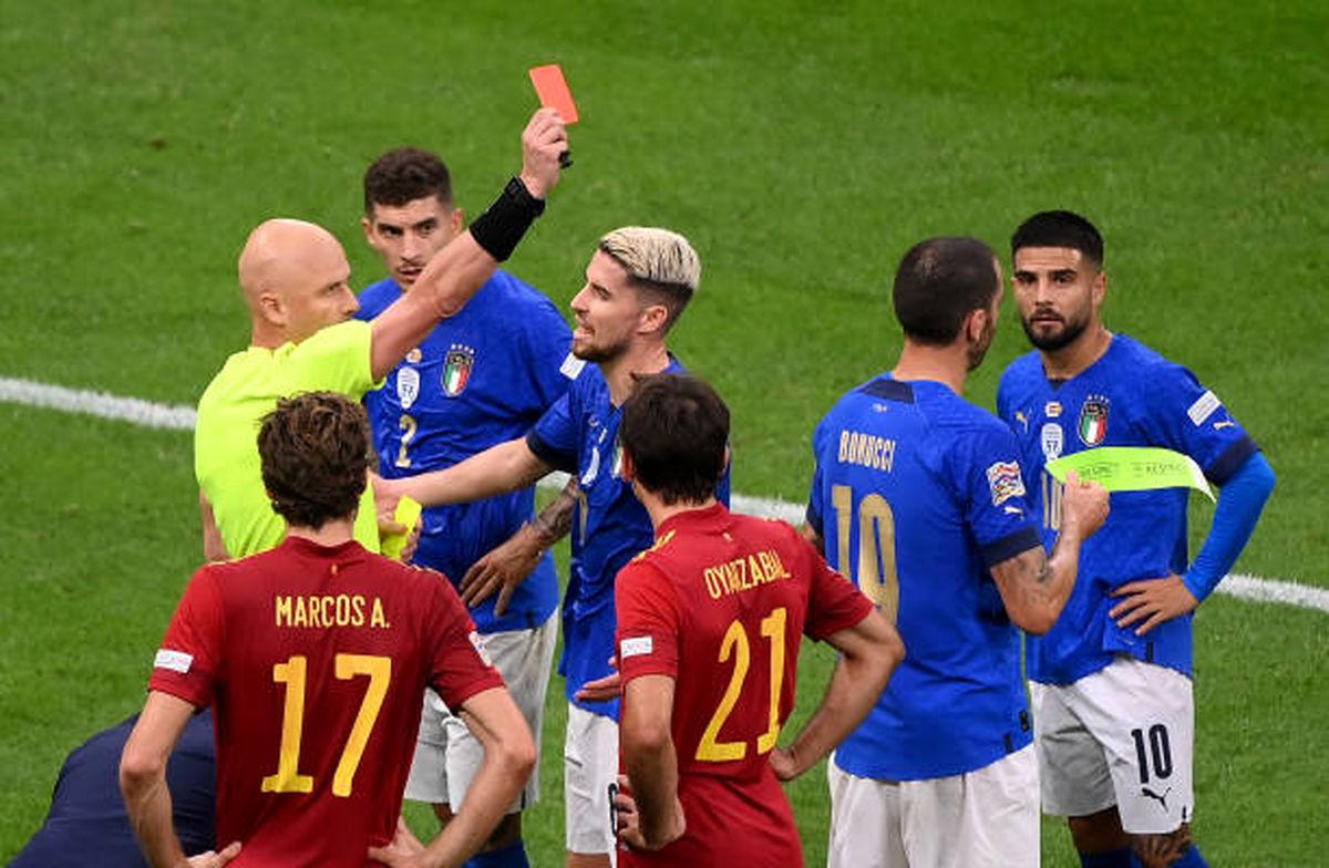 اخراج کاپیتان و شوکی بزرگ به فوتبال ایتالیا