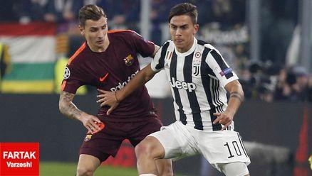مدافع 24 ساله بارسلونا مورد توجه باشگاه یوونتوس