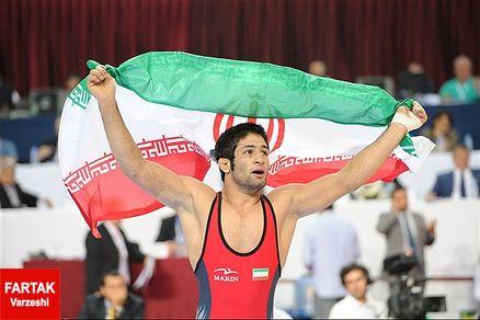 سعید عبدولی: برای گرفتن مدال، علاوه بر حریف باید با داور هم بجنگیم