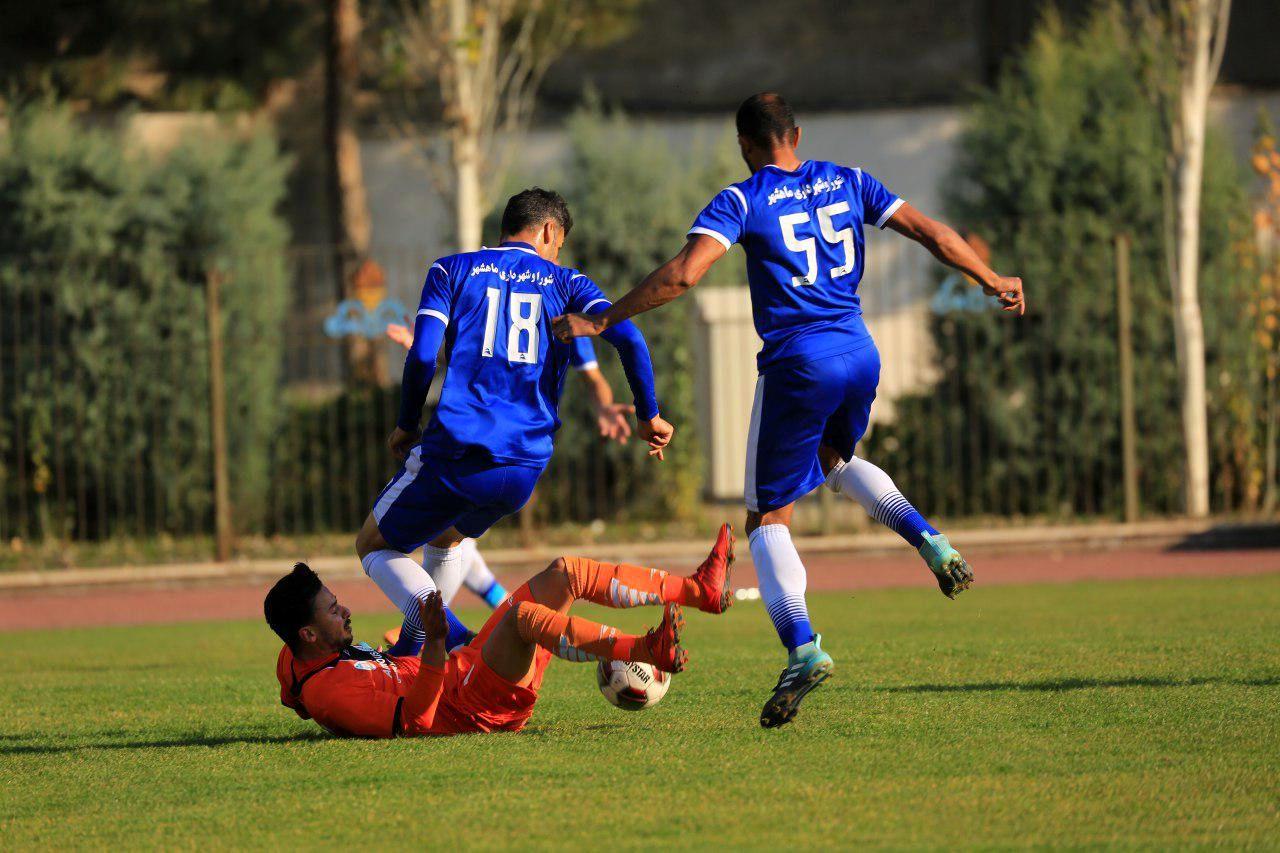 بادران-شهرداری ماهشهر