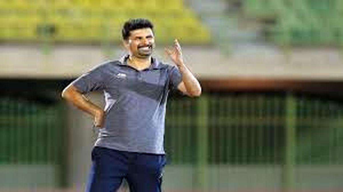 حسینی: بازی در این شرایط جوی سنگین بود
