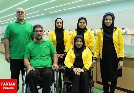 تمرینات تیم تیراندازی جانبازان و معلولین آغاز خواهد شد