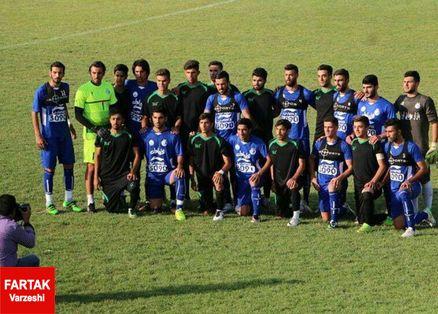 استقلال در اولین بازی پیش فصل امیدهای خود را گلباران کرد