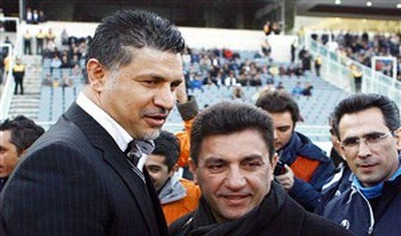 گزینههای نهایی نیمکت تیم ملی ایران