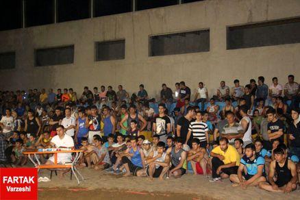 برگزاری جام شهدای غواص؛ تدارکات عالی، اما دریغ از حضور مسئولین