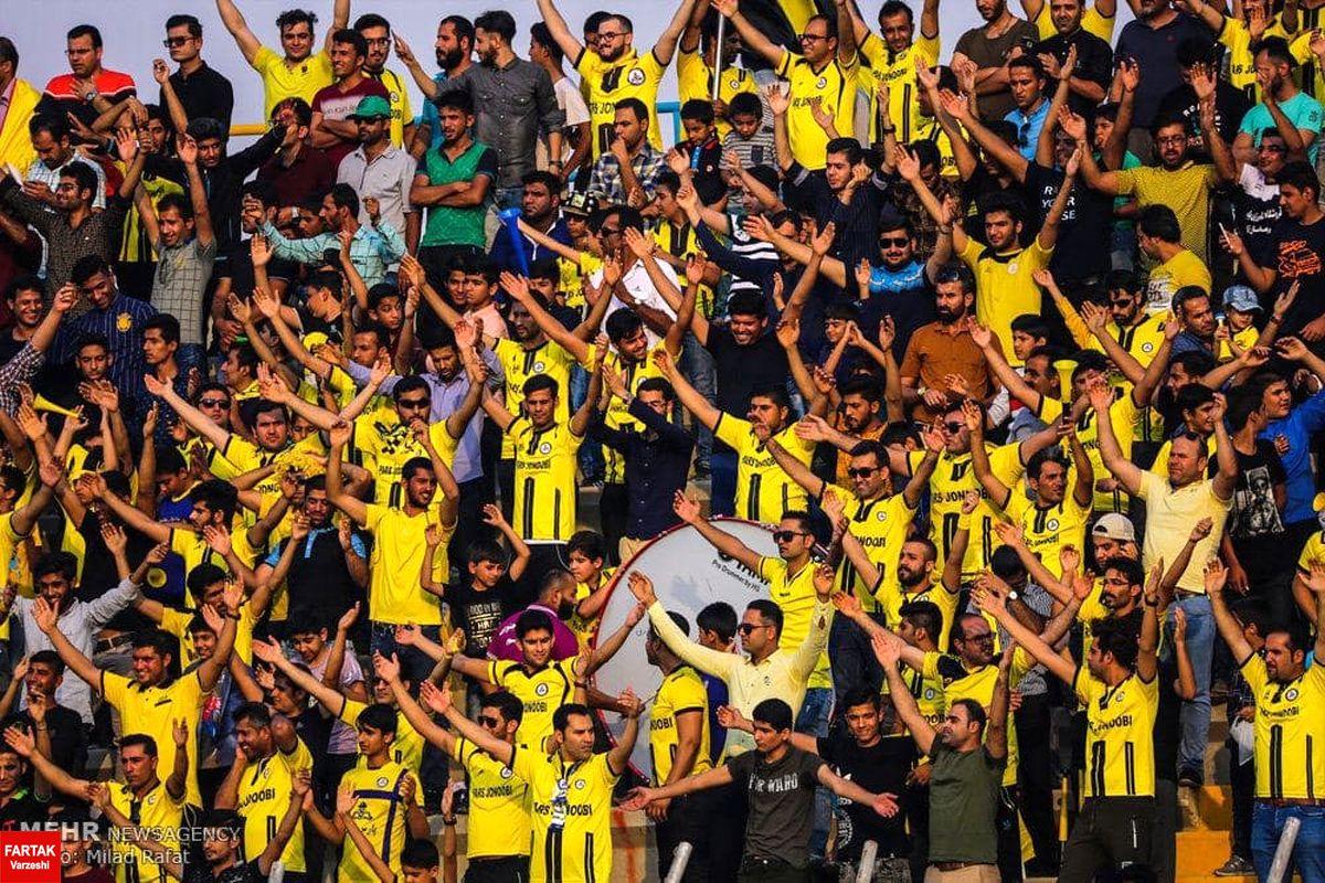 جنجال در اردوی زرد پوشان خلیج فارس