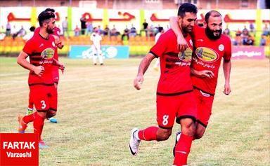 حمید کاظمی: صعود به لیگ برتر برایم بیشتر از آقای گلی اهمیت دارد