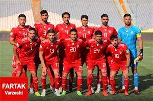 ترکیب احتمالی تیم ایران در مقابل هنگ کنگ