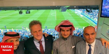 رئیس باشگاه النصر عربستان قرنطینه شد