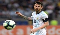 مسی: به پیروزی برابر قطر نیاز داشتیم