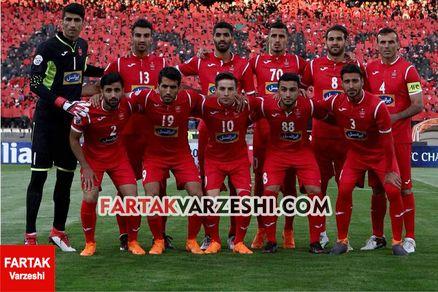 دو پرسپولیسی و یک استقلالی در بین بهترین بازیکنان هفته آسیا +عکس