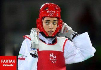 تبریک جوانترین عضو شورای شهر تهران به کیمیا علیزاده