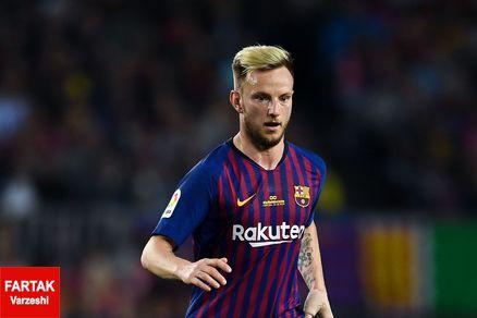 تمایل هافبک کروات بارسلونا به جدایی از این تیم