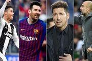 انتشار اسامی پردرآمدترین بازیکنان و مربیان دنیای فوتبال