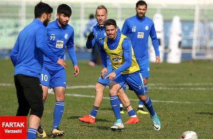 آذری: با اجازه شفر به تیم امید رفتم