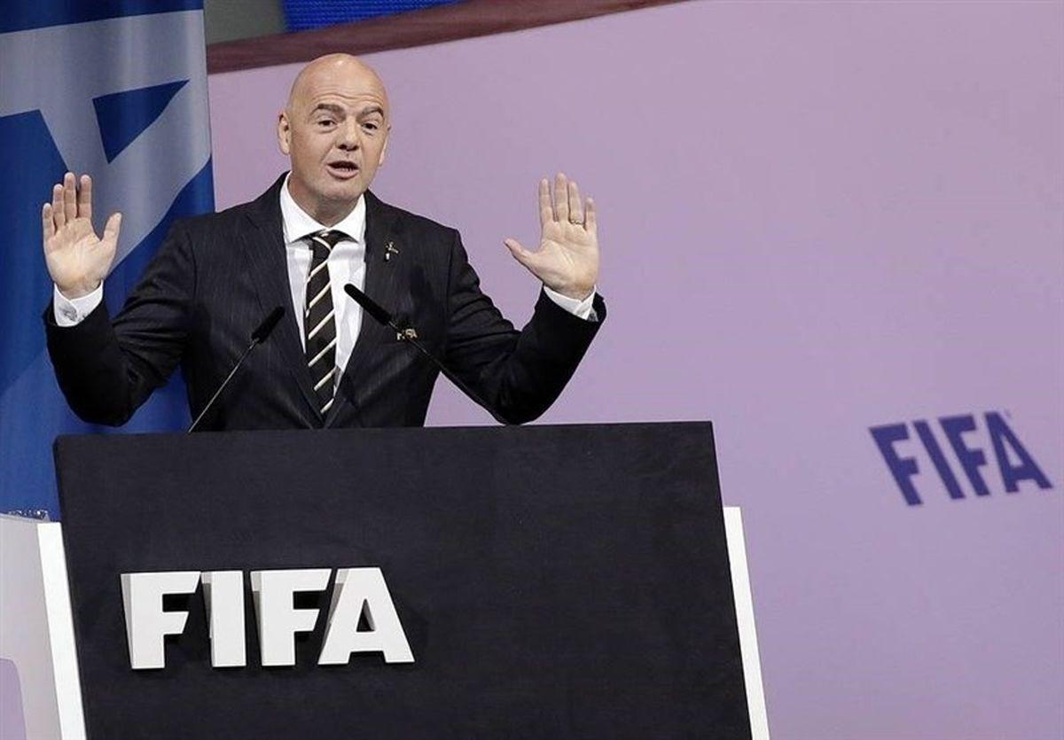 رئیس فدراسیون جهانی فوتبال: میراث ماندگار جام جهانی ۲۰۲۲ تا سالها خواهد ماند