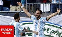 تیمملی زیر 23 سال آرژانتین با کمبود بازیکن مواجه است