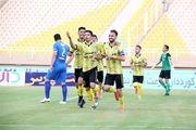 پایان چهار هفته نبردن پارس جنوبی با برتری مقابل استقلال خوزستان
