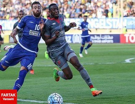 جریمه AFC برای پرسپولیس، استقلال و استقلال خوزستان