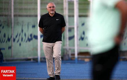 اصغر حاجیلو : میخواهیم دید را به آکادمی استقلال تغییر دهیم