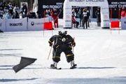 مسابقات اسکی آلپاین رباتها در المپیک زمستانی ۲۰۱۸ + فیلم