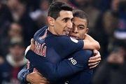 ادامه پیروزیهای PSG در لیگ فرانسه
