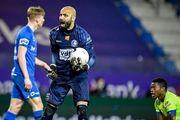 لیگ فوتبال بلژیک  خنت با محمدی متوقف شد