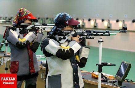 تیراندازان المپیکی ایران به ریودوژانیرو رسیدند