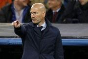 زیدان پیشنهاد رئال مادرید را رد کرد