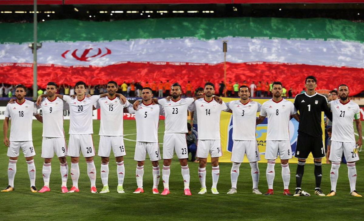 ترکیب احتمالی تیم ملی ایران از دید رسانه عراقی