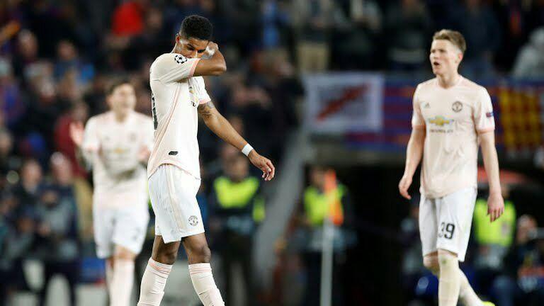 گزارش تصویری / بارسلونا 3_0 منچستر یونایتد