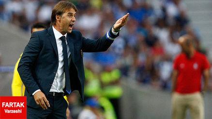 لوپتگی: در خودم توانایی هدایت رئال را میبینم / اطمینان دارم جام جهانی خوبی برای اسپانیا رقم میخورد