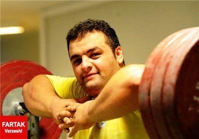 انوشیروانی: هر پنج وزنهبردار شانس مدال دارند