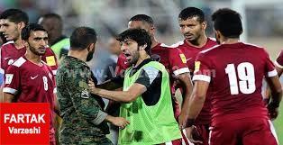 نظر فیفا درخصوص بازی ایران-قطر
