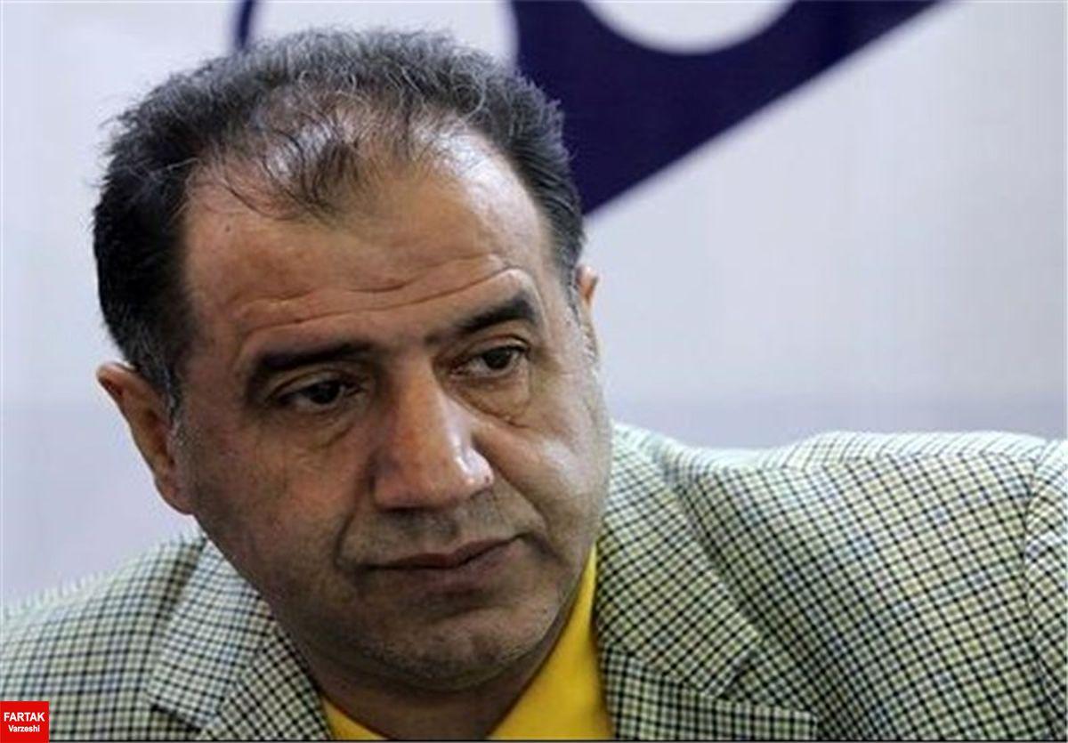 خسروی: نباید رئیس کمیته داوران در انتخابات فدراسیون حضور داشته باشد