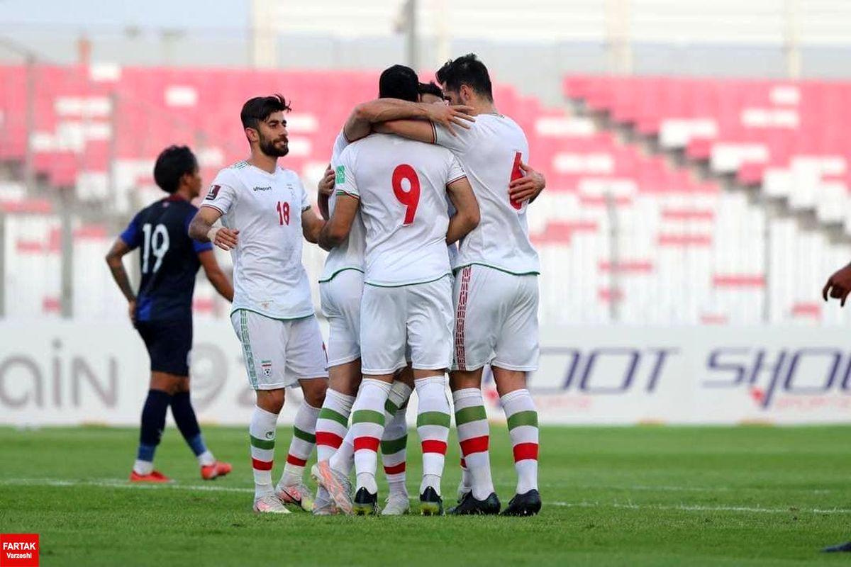 تیم ملی ایران و یک اتفاق جدید/ تکرار یک اتفاق در بازی های ملی