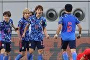 انتخابی جام جهانی  ژاپن اولین پیروزی را مقابل چین بدست آورد