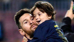 پسر بجای پدر؛متئو جانشین مسی می شود؟