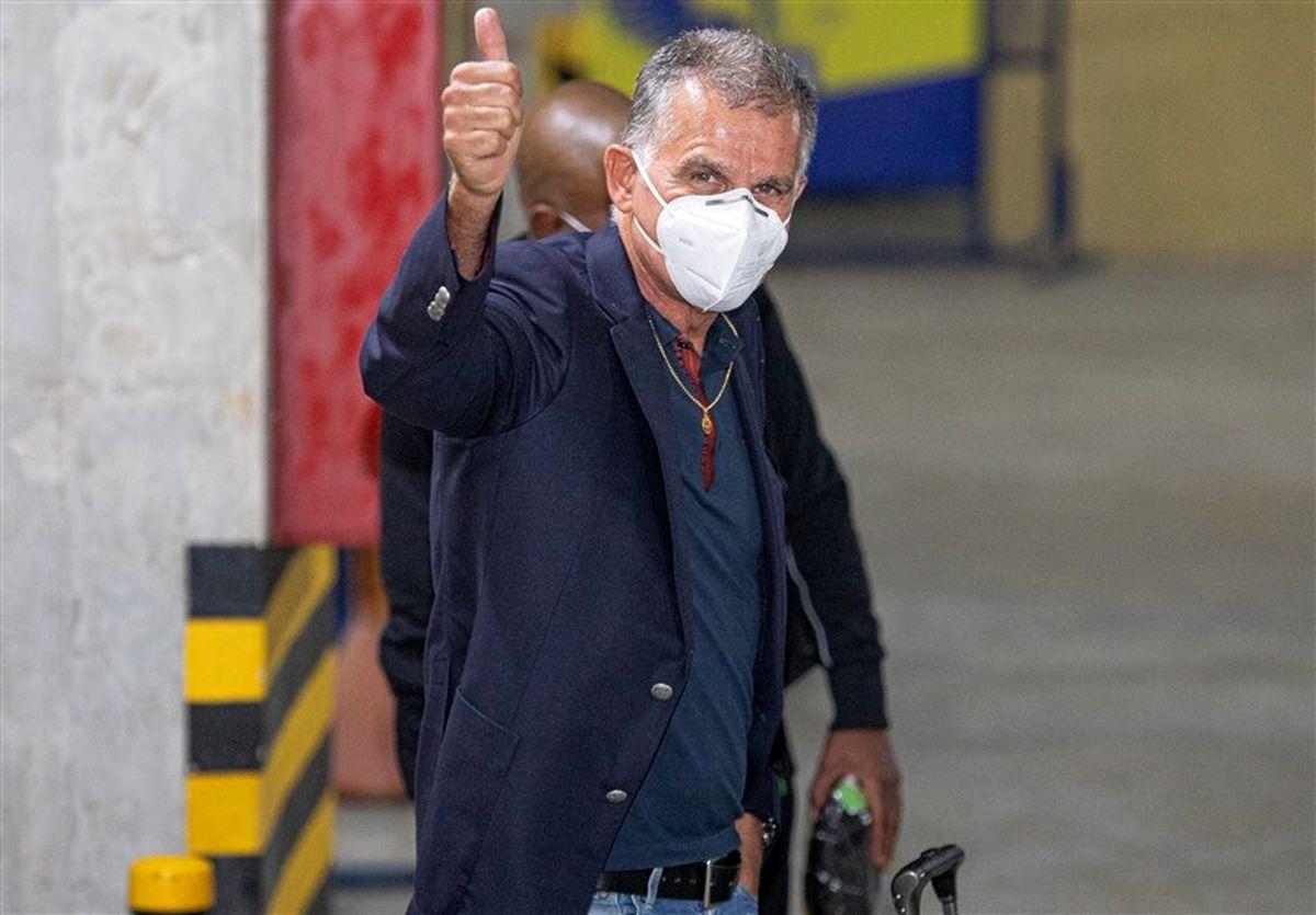 کیروش سهشنبه وارد قاهره میشود