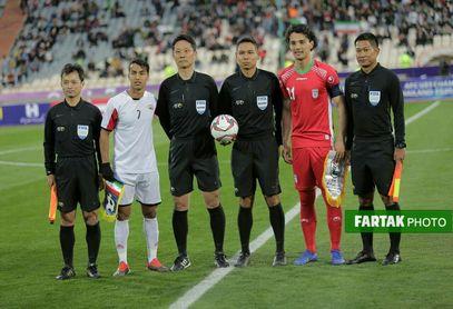 مقدماتی المپیک 2020 / ایران 3 - 0 یمن به روایت تصویر