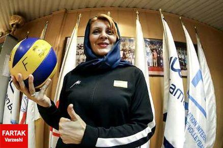 سرمربی تیم والیبال زنان: در سالهای آینده می توان به سکوهای آسیایی فکر کرد