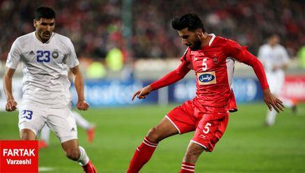 دو بازیکن ایرانی در صدر جدول بهترینهای آسیا