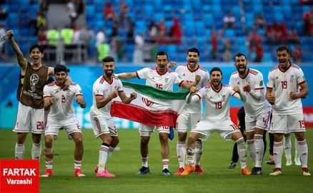ایران در جایگاه بیستم رنکینگ فیفا؛ یوزپلنگها همچنان صدرنشین آسیا