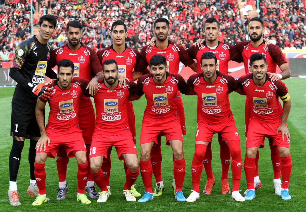 برتری پرسپولیس مقابل تیم ملی جوانان با 2 گل ستاره جوان
