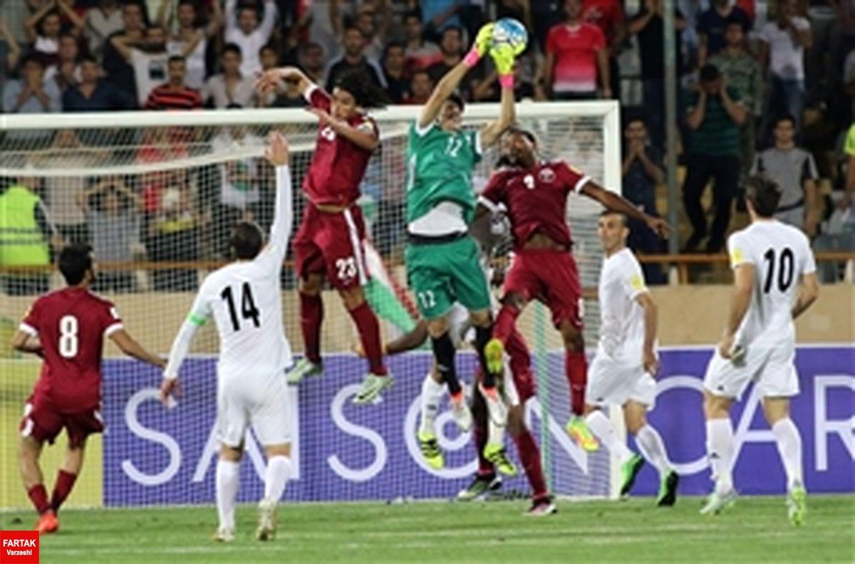 یک تیر با سه نشان/سه رکورد تاریخ فوتبال از کنار بیرانوند میگذرد