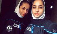 خواهران دوقلوی نوشهری، جذابیت فوتسال بانوان