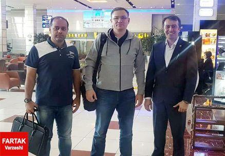 ورود مدیر مسابقات AFC به ایران