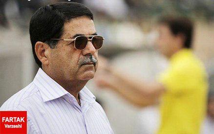 باقرینیا: یک تیم کاملا خوزستانی را جمع کردهایم